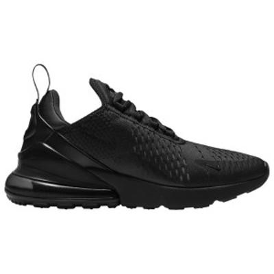 ナイキ レディース スニーカー シューズ Nike Air Max 270 Black/Black/Black