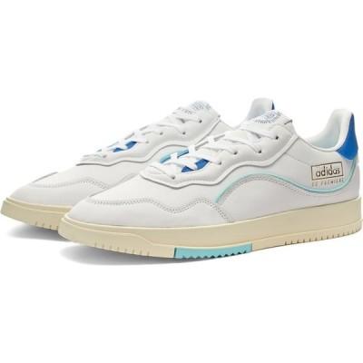 アディダス Adidas メンズ スニーカー シューズ・靴 SC Premiere White/Blue/Blue Zest