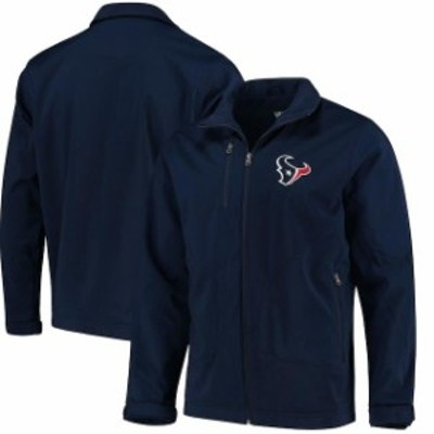 Hands High ハンズ ハイ スポーツ用品  Hands High Houston Texans Navy Strong Side Soft Shell Jacket