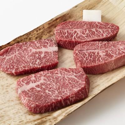 京都・京中 きょうなか  【高島屋限定】京中式熟成牛肉のミニッツステーキ ミスジとウチモモの食べ比べセット