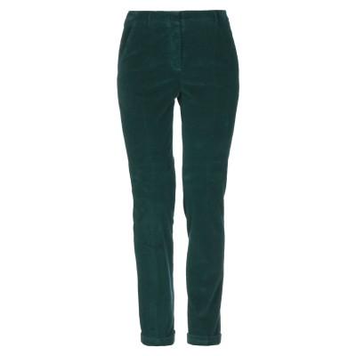 SLOWEAR パンツ グリーン 38 コットン 98% / ポリウレタン 2% パンツ