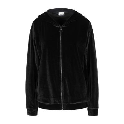 フレディ FREDDY スウェットシャツ ブラック XS ポリエステル 95% / ポリウレタン 5% スウェットシャツ