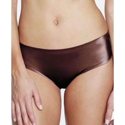 ドミニク Dominique レディース ショーツのみ インナー・下着 Luxurious Laser Cut Brief Underwear 420 Chocolate
