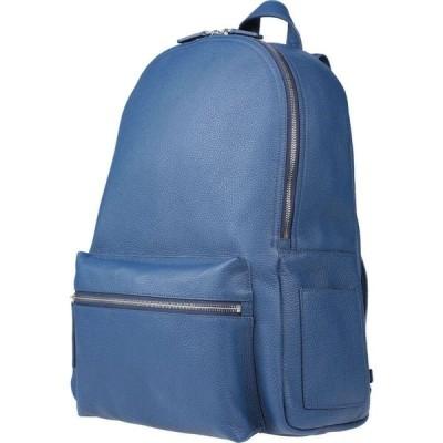 オルチアーニ ORCIANI メンズ バッグ Backpack & Fanny Pack Blue