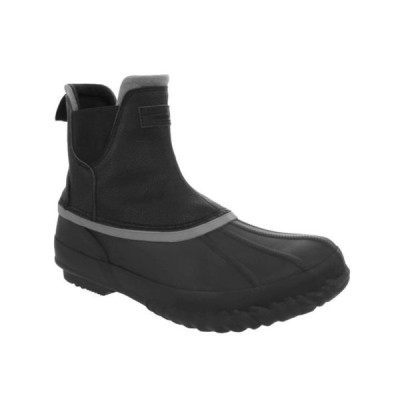 ロンドンフォグ メンズ ブーツ・レインブーツ シューズ Men's Rye Duck Boot