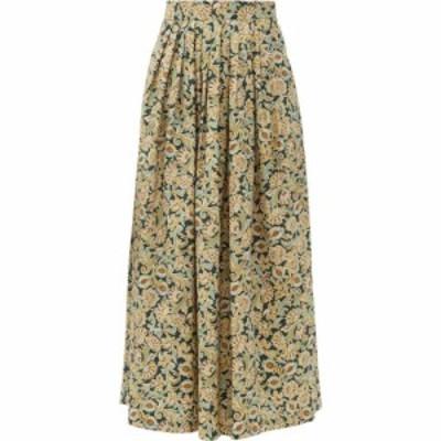 マックスマーラ Weekend Max Mara レディース ひざ丈スカート スカート Liser midi skirt Print
