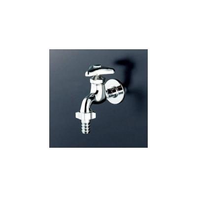 【K4J-20】 KVK カップリング付横水栓20 яж∀