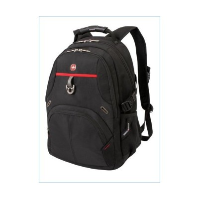 Swiss Gear SA3183 Black with Red Laptop Backpack - Fits Most 15 Inch Laptops and Tablets並行輸入品