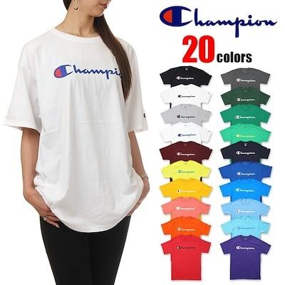 チャンピオン Tシャツ CHAMPION T-SHIRTS レディース メンズ ユニセックス 男女兼用 大きいサイズ USモデル ロゴ 半袖