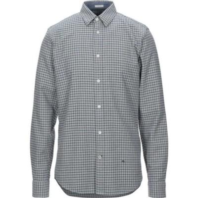 ペペジーンズ PEPE JEANS メンズ シャツ トップス checked shirt Light grey