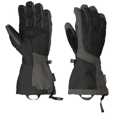 アウトドアリサーチ Outdoor Research メンズ 手袋・グローブ Arete Glove Black/Charcoal