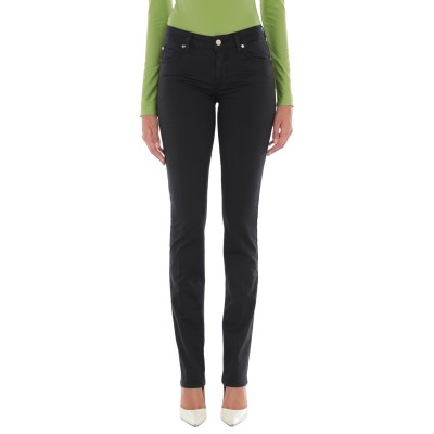リュー ジョー LIU •JO パンツ ブラック 26 コットン 97% / ポリウレタン 3% パンツ
