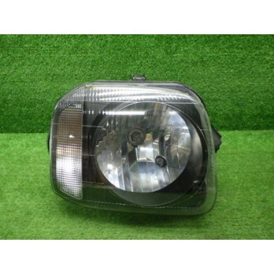 スズキ JB23 ジムニー 右ヘッドライト ジャンク 刻印N 210204043