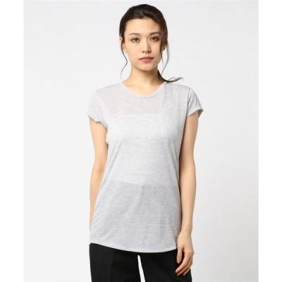 tシャツ Tシャツ PUMA プーマ ACTIVE ロゴヘザー SS Tシャツ