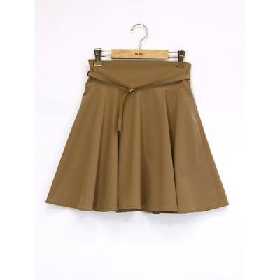 PINK HOUSE / ベルト付きキュロットスカート WOMEN スカート > スカート