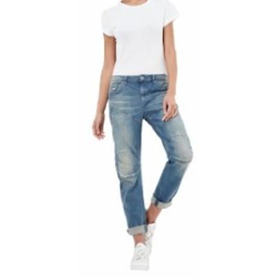 gstar ジースター ファッション 女性用ウェア ズボン gstar 5620-elwood-3d-low-waist-boyfriend-l34