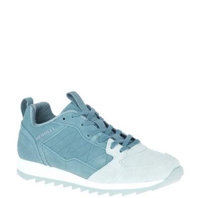 メレル レディース スニーカー シューズ Alpine Colorblock Suede Sneakers