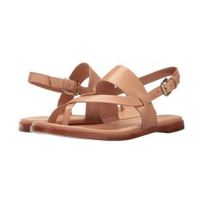 Cole Haan コールハーン レディース 女性用 シューズ 靴 サンダル Anica Thong Sandal - Sahara