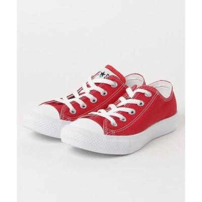スニーカー converse コンバース ALL STAR LIGHT OX オールスター ライト オックス 32168842 RED
