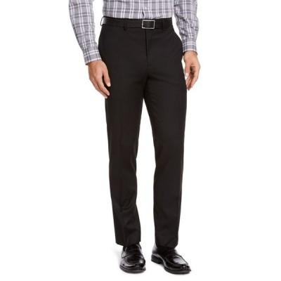 アイゾッド メンズ カジュアルパンツ ボトムス Men's Classic-Fit Medium Blue Suit Pants