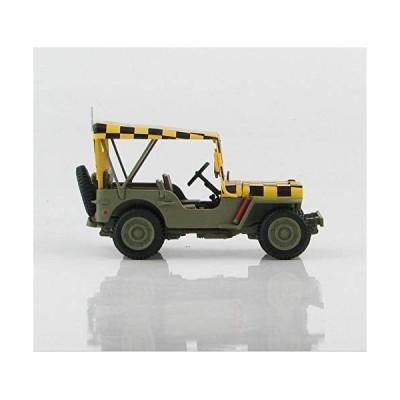 ホビーマスター★ Hobby Master WWII US Willy's Jeep Follow Me US Army Air Force 1/48 DIECAST Model Jeep 輸入品