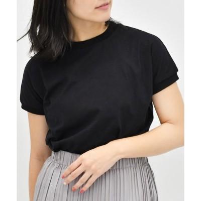 tシャツ Tシャツ モックネックTシャツ/【WEB/EC限定商品】