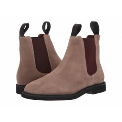 Sebago セバゴ レディース 女性用 シューズ 靴 ブーツ チェルシーブーツ アンクル Chelsea Suede Polaris Beige/Taupe【送料無料】