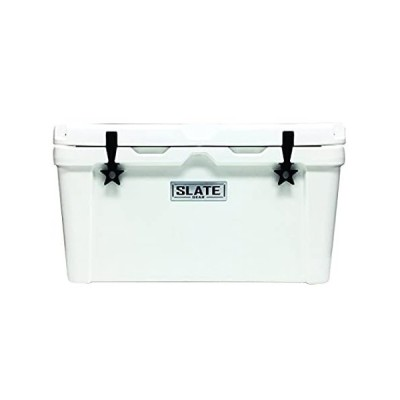 Slate Gear Roto Molded YETI, RTIC Style Cooler. Heavy Duty, Fishing and Cam