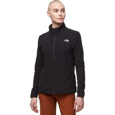 ノースフェイス ジャケット&ブルゾン レディース アウター TKA Glacier Full-Zip Fleece Jacket - Women's TNF Black