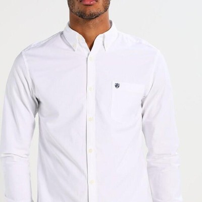 メンズ ファッション NOOS - Shirt - white