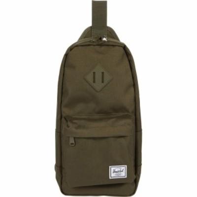 ハーシェル サプライ Herschel Supply Co. レディース ショルダーバッグ バッグ Heritage Shoulder Bag Ivy Green