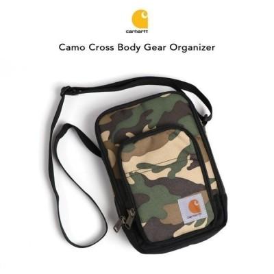 カーハート carhartt バッグ メンズ レディース LEGACY CROSS BODY GEAR ORGANIZER CAMO バッグ ショルダーバッグ ウエストバッグ カバン