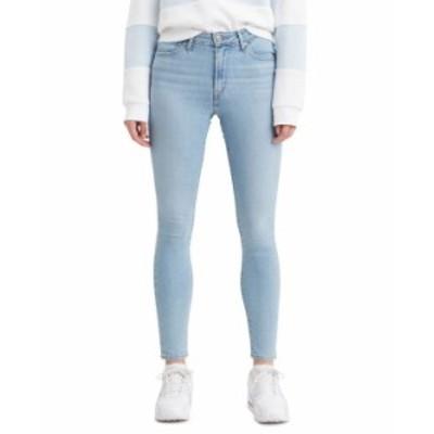 リーバイス レディース デニムパンツ ボトムス Women's 721 High-Rise Skinny Jeans Azure Mood