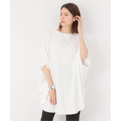 レディース ジョイントワークス J-ミニウラケポンチョTシャツ ホワイト フリー
