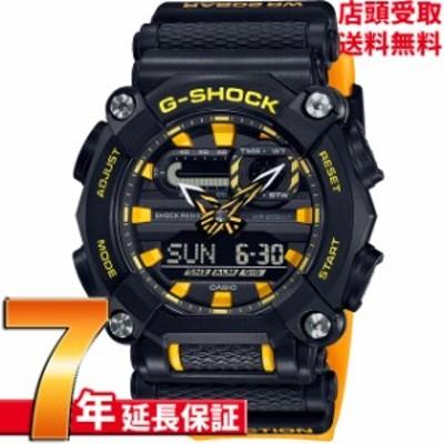 [7年延長保証] G-SHOCK Gショック GA-900A-1A9JF 腕時計 CASIO カシオ ジーショック メンズ [4549526274213-GA-900A-1A9JF]