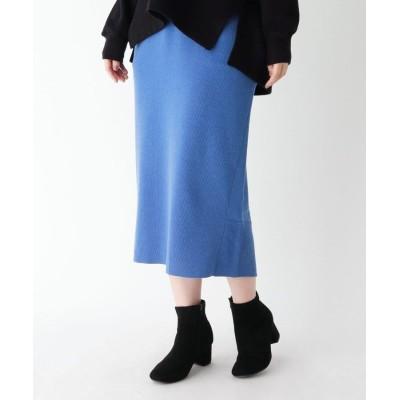 フィッシュテールロングスカート