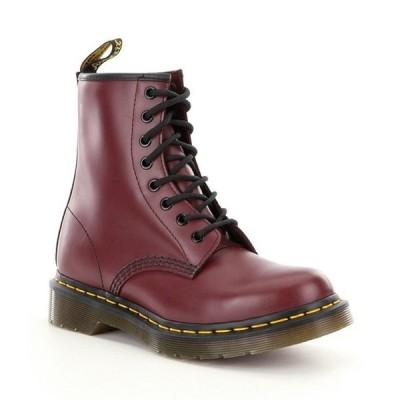 ドクターマーチン レディース ブーツ・レインブーツ シューズ Women's 1460 Smooth Leather Combat Boots