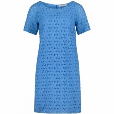 ベティー バークレイ Betty Barclay レディース ワンピース ワンピース・ドレス Broderie Anglaise Dress Ocean
