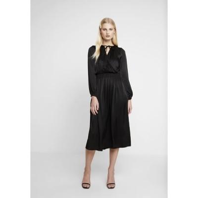 ゴースト ワンピース レディース トップス JULIETTE DRESS - Day dress - black