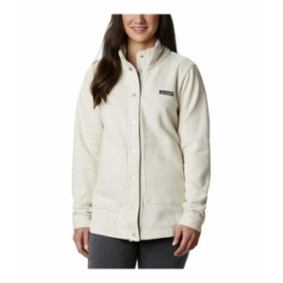 コロンビア レディース コート アウター Hart Mountain¢ Shirt Jacket Chalk