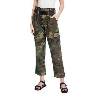 アールティーエー レディース カジュアルパンツ ボトムス Sallinger Belted Cargo Pants
