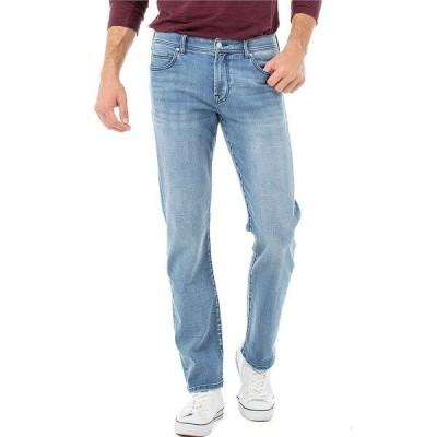 リバプールジーンズ メンズ デニムパンツ ボトムス Regent Mid-Rise Relaxed-Fit Jeans Ferndale