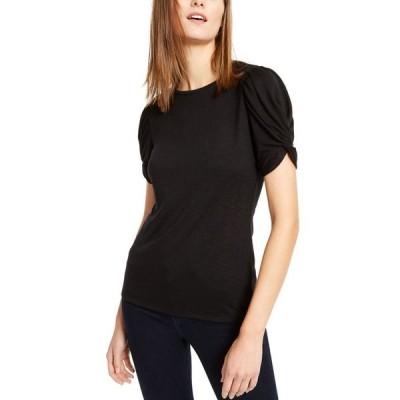 アイエヌシーインターナショナルコンセプト レディース シャツ トップス INC Puff-Sleeve Top