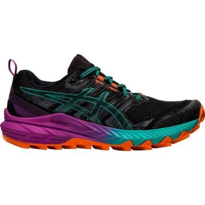 アシックス ASICS レディース ランニング・ウォーキング シューズ・靴 Gel-Trabuco 9 Black/Baltic Jewel