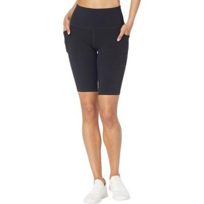 スケッチャーズ SKECHERS レディース ショートパンツ ボトムス・パンツ 10' GOwalk Bike Shorts Black