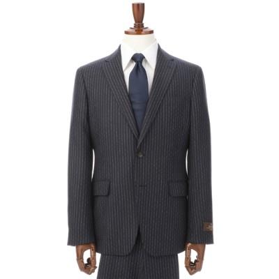 スタイリッシュスーツ【イタリア製生地使用】