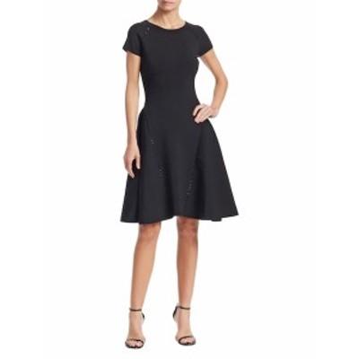 ザック ポーゼン レディース ワンピース Embellished Fit-And-Flare Dress