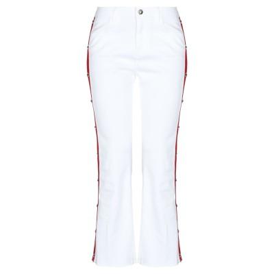 SHOP ★ ART パンツ ホワイト 29 コットン 98% / ポリウレタン 2% パンツ