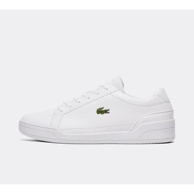 ラコステ Lacoste メンズ スニーカー シューズ・靴 challenge 0120 2 trainer White/White