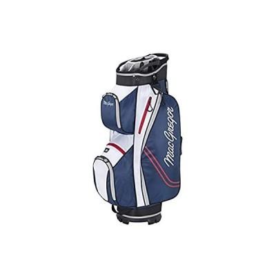 MACGREGOR Golf Response ZT Lite Cart Bag, Blue/White[並行輸入]